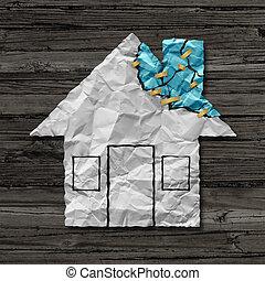 家, 概念, 修理