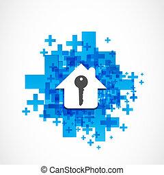 家, 概念, 販売サイン