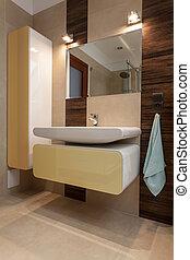 家, 浴室, 贅沢