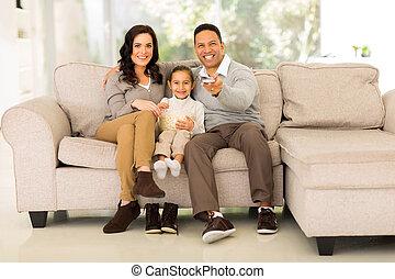 家, 監視, 家族, 映画