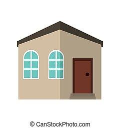 家, 私用, 構造, 住宅