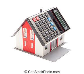 家, 融資