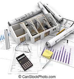 家, 購入, プロセス