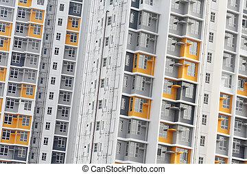 家, 香港, 公衆, 新しい