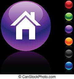 家, icon.