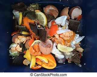 容器, 充分, ......的, 國內, 食物, 浪費