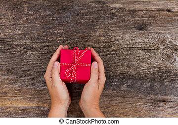 寄付, クリスマスの ギフト