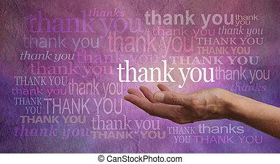 寛容な感謝