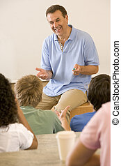 寛容な講義, 大学, 教師