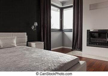 寝室, 排他的, 現代, 住宅