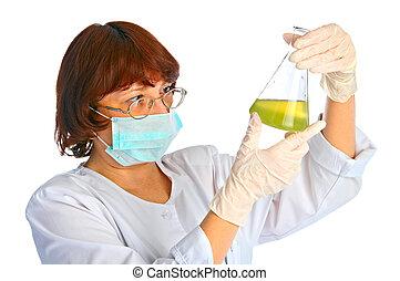 實驗室, 助理
