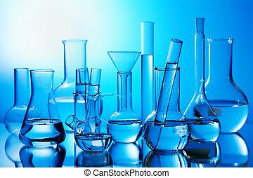 實驗室, 玻璃器皿