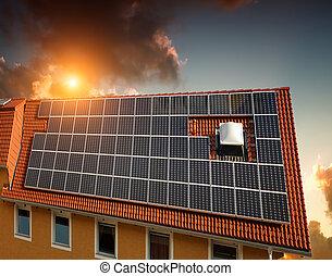 實驗性, 太陽能