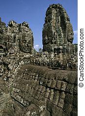 寺院, の, angkor