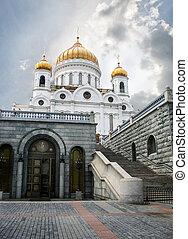 寺院, 救助者, キリスト