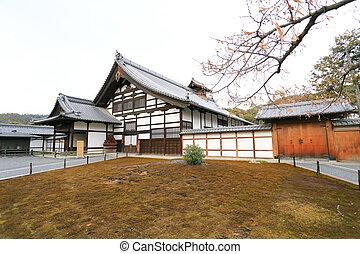 寺院, 日本, 伝統的である