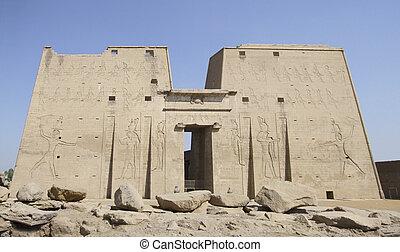 寺院, horus, 古代