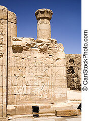 寺院, horus, edfu