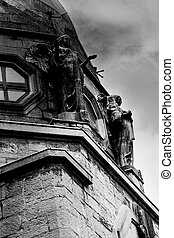 寺院, san, -, pellegrino, 勝利