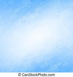 対角線, 背景, 抽象的, 青, レンガ