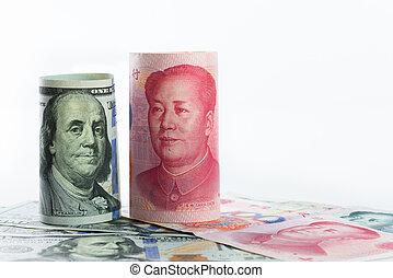 ∥対∥, ドル, yuan, 陶磁器, 私達
