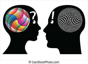 ∥対∥, 創造性, 論理