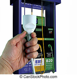 ∥対∥, 電気である, biofuel