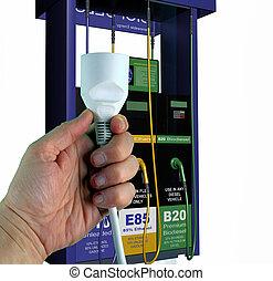 ∥対∥, biofuel, 電気である