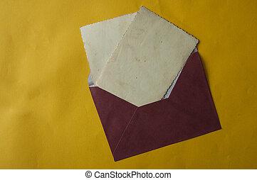 封筒, グリーティングカード, ∥あるいは∥, mailing., 招待