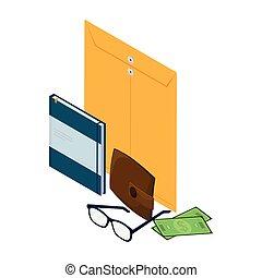 封筒, マニラ, オフィスアイコン