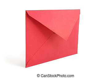 封筒, 赤