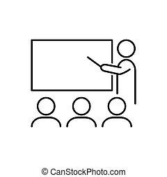 専門家, ビジネスマン, 黒, チーム, 板, スピーチ, 聴衆, 技能, 人, コーチ, 知識, 会議, 学生, 企業である, 線である, 講義, セミナー, コミュニケーション, 人, セッション, ミーティング, 訓練, マネージャー, ビジネス, グループ, 人々, 考え, 作戦, 教授, スピーカー, イラスト, ベクトル, 教室, アイコン, プレゼンテーション, 学びなさい, 勉強しなさい, 大学, 学校, 報告, 大学, 開発, 教師, 人間, ワークショップ, アウトライン, 教育, 議会, クラス, 情報