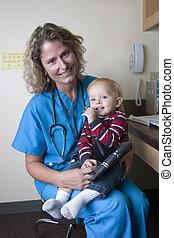専門家, 医学, 女性の子供