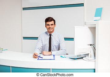 専門家, 歯科医オフィス