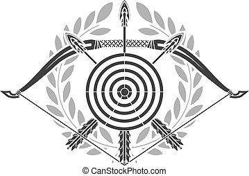 射箭, 榮耀