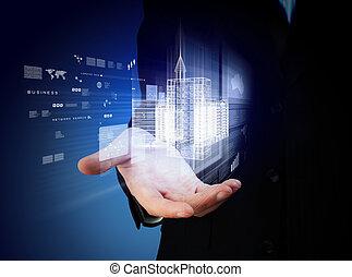 專案, 自動化, 建築物設計