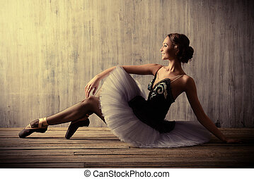 專業人員, 芭蕾舞