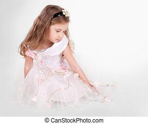 小さい王女