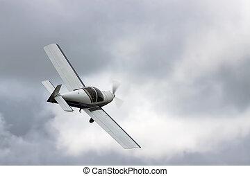 小さい飛行機