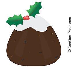小さい, クリスマス プディング
