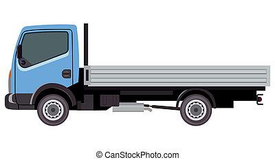 小さい, トラック