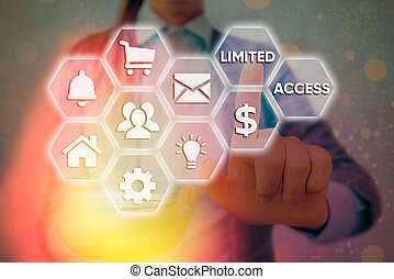 小さい, 単語, access., かなり, 数, 執筆, 概念, テキスト, ビジネス, 持つこと, 限られた, 限られた, アクセス, points.
