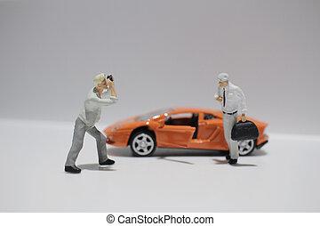 小さい 車, おもちゃ, スポーツ, 数字