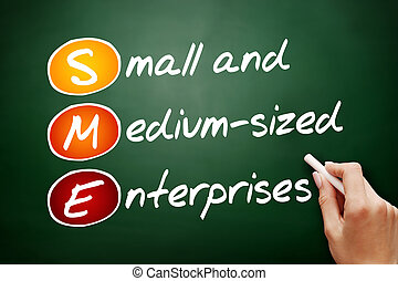 小さい, sme, medium-sized, -, 企業