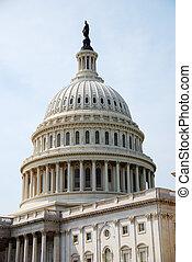 小山, 華盛頓 國會大廈, dc