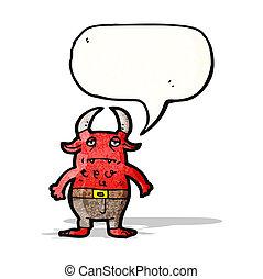 小悪魔, 漫画