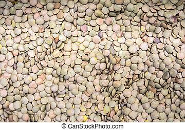 小扁豆, 摘要, 背景