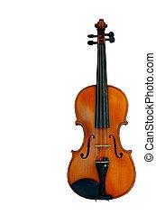 小提琴, 隔离