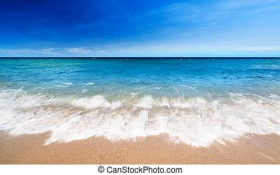 小海灣, 天堂