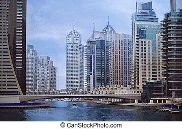 小游艇船塢, 迪拜